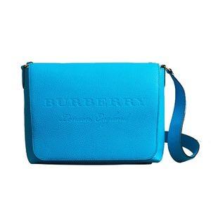 Burberry Medium Burleigh Calfskin Leather Bag